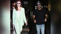 Alia Bhatt & Ranbir Kapoor stun in casual look at Mumbai airport; Watch video | Boldsky