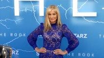 """Joely Richardson STARZ """"The Rook"""" Los Angeles Premiere Blue Carpet"""