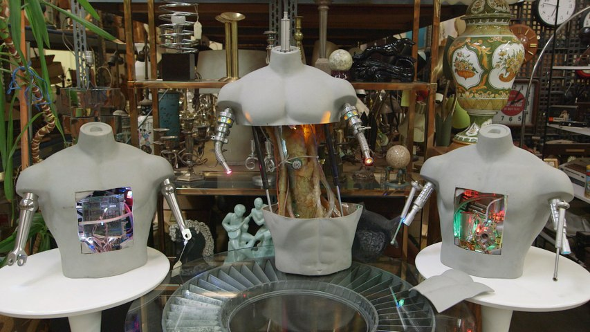 Pawn Stars: Chumlee Has a Lead on Terminator Props