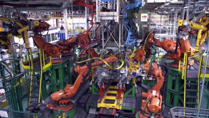 Nissan Micra Production