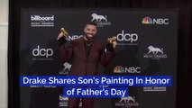 Drake Praises His Son On Fathers Day