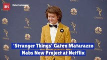 Gaten Matarazzo Has A Project Outside Of 'Stranger Things'