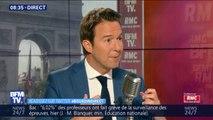 """Guillaume Peltier: """"En France il n'y a plus d'écart suffisant entre celui qui ne travaille pas et celui qui travaille"""""""