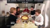 """""""Un diner presque parfait"""" dégénère sur W9"""