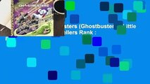 Full E-book  Ghostbusters (Ghostbusters) (Little Golden Book)  Best Sellers Rank : #4
