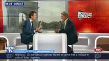 """Guillaume Peltier: """"Je souhaite que nous mettions fin à la misère et la détresse des pays du sud"""""""