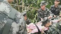Al menos 12 muertos y más de 125 heridos tras terremoto en el centro de China