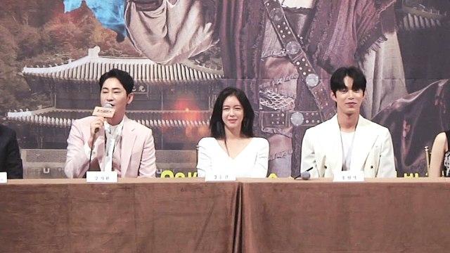 [Showbiz Korea] Kang Ji-hwan(강지환)'s Interview for drama 'Joseon  Survival(조선생존기)'