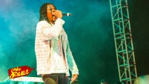 Stonebwoy talks about his first Kenyan performance and the reason for his success | The Sauce