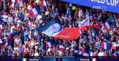 France 2019 - Combines à ciel ouvert contre l´Afrique.