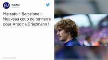 FC Barcelone : Josep Bartomeu, président du club catalan, dément toutes négociations avec Antoine Griezmann