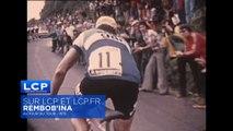 Rembob'INA - Bande Annonce - Autour du Tour  Le Tour de France d'un coursier