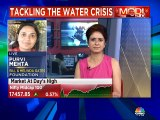 Water shortage in prominent agriculture states has been acute, says Purvi Mehta of Bill and Melinda Gates Foundation