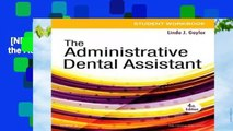 [NEW RELEASES]  Student Workbook for the Administrative Dental Assistant