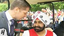 Raptors Superfan Nav Bhatia Interview - 2019 Toronto Raptors Championship Parade