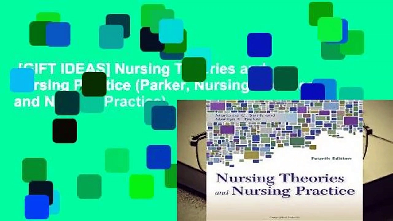 [GIFT IDEAS] Nursing Theories and Nursing Practice (Parker, Nursing Theories and Nursing Practice)