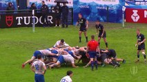 U20s highlights Italy beat Scotland