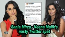 Sania Mirza, Veena Malik get into nasty Twitter spat