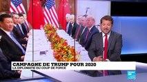 """Trump et la """"diplomatie du coup de force permanent"""""""