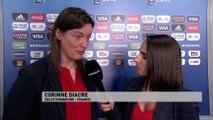 "Corinne Diacre : ""Un bilan positif"""