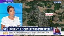 Enfants renversés à Lorient: comment s'est déroulé l'interpellation du chauffard?