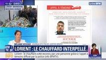 Enfants renversés à Lorient: l'appel à témoin a permis l'interpellation du chauffard