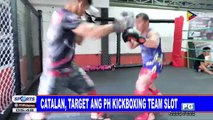 Catalan, target ang PH kickboxing team slot