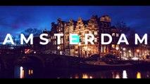 Découverte d'Amsterdam