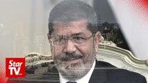 Former Egyptian president Mohamed Mursi buried in Cairo