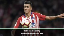Rodri would fit in perfectly at Man City - Milla