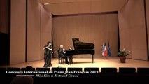 Mihi Kim, Bertrand Giraud - Sonate de Taktakishvili (Flûte et Piano)