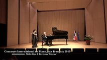 Mihi Kim, Bertrand Giraud - Sonate de Taktakishvili 3eme Mvt