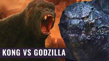 Godzilla vs Kong - Wer wird gewinnen?
