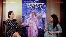 Dia Mirza Reveals How Ranbir Kapoor Made Her Forget Her Lines   Dia Mirza On Kaafir   Zee5