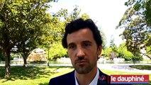 Julien Cornillet, candidat Les Républicains aux élections municipales de Montélimar 2020