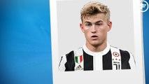 OFFICIEL : Matthijs de Ligt choisi finalement la Juventus