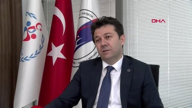 SPOR Türkiye Cimnastik Federasyonu Çelen Hedefimiz 2 kotanın üzerine çıkmak