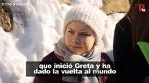 Los jóvenes del mundo se unen a Greta Thunberg para luchar contra el cambio climático