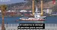 Presiones al gobierno para que acoja al barco de Open Arms
