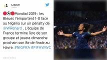 Coupe du monde féminine. Les Bleues joueront leur 8e de finale au Havre dimanche soir