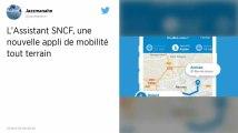 L'appli SNCF fait peau neuve et s'ouvre à tous les transports