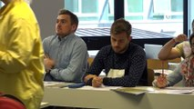 Reportage - A l'école de Management de Grenoble, une classe de champions