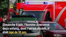 Enfants renversés à Lorient : le chauffard présumé interpellé