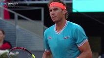 Rafa Nadal Brilliance v Tiafoe   Madrid 2019