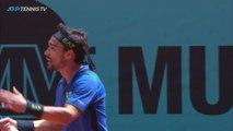 Brilliant Rallies in Quality Fognini v Thiem Match | Madrid 2019