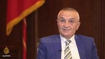 """Meta i prerë: Nuk ka zgjedhje. Presidenti flet në """"Al Jazeera"""" për krizën politike në vend"""