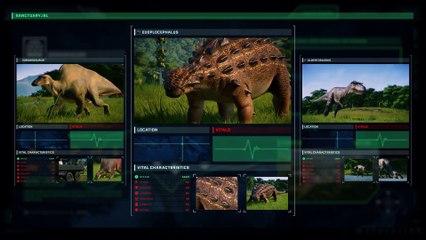 Jurassic World Evolution - Claire's Sanctuary Launch Trailer PS4 | E3 2019