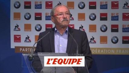 Brunel « Le groupe est rajeuni » - Rugby - Coupe du monde 2019 - Bleus