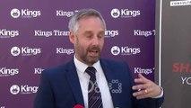 """RTV Ora - """"Kings Tirana"""" i jep mundësi nxënësve shqiptarë për tu pajisur me diploma britanike"""