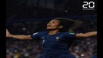 Coupe du monde féminine: La France bat le Nigeria